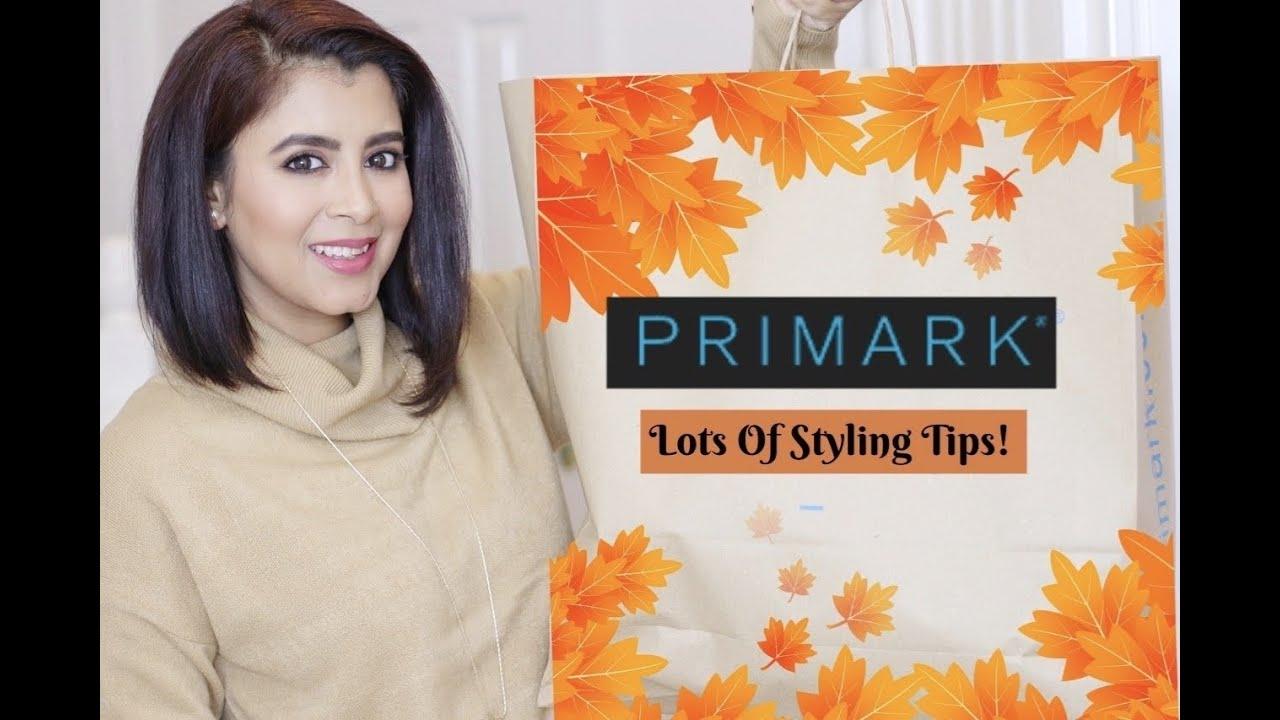 [VIDEO] - Huge Autumn Try  On Primark Haul | October 2019 8