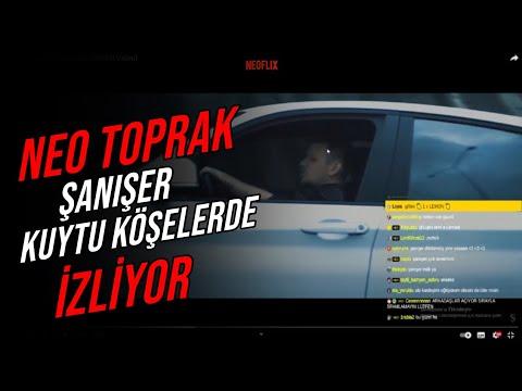 Neo Toprak -''Şanışer - Kuytu Köşelerde (Official Video)'' İZLİYOR