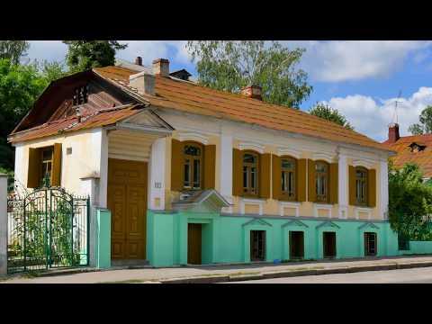 Житомир исторический - Часть 6. 4K ( Zhytomyr historical - Part 6)