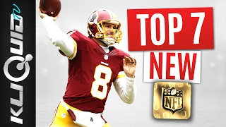 MADDEN 17 ULTIMATE TEAM   RANKING The TOP 7 NEW SIGNATURE ITEMS in MUT 17!