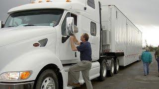 More LCV Rants: Toronto, ON - Montreal, PQ Truck Driver VLOG #8