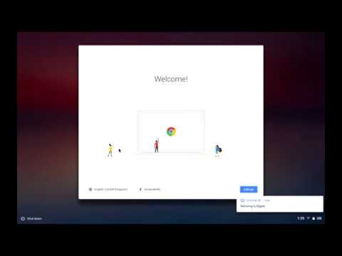 How to reinstall Chrome OS from bootable recovery media - Google Chromebook  Troubleshooting