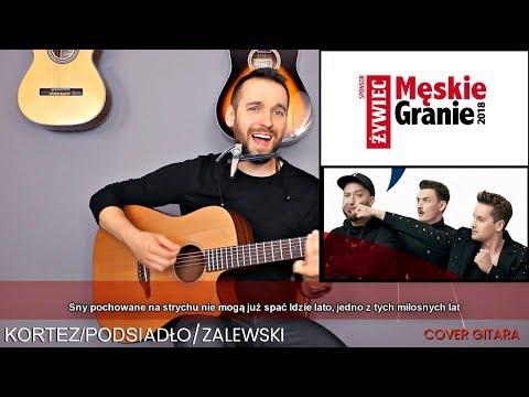Męskie Granie Orkiestra 2018 (Kortez, Podsiadło, Zalewski) – Początek (LIVE cover)