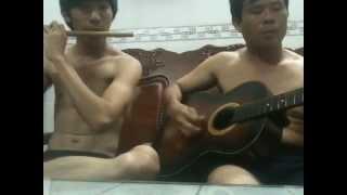 Chim sáo ngày xưa ( sáo + guitar )