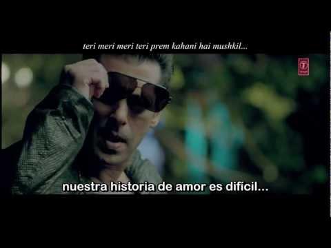 Teri meri - Bodyguard - Sub español [HD]