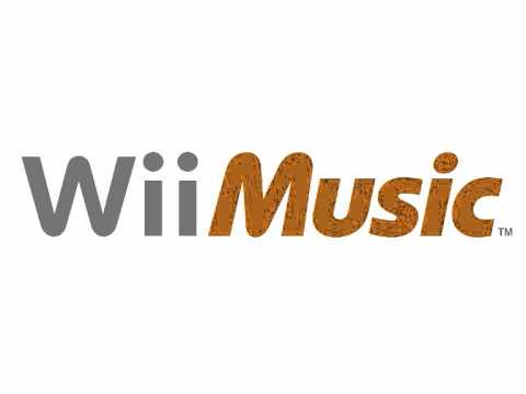 Wii Music - The Flea Waltz