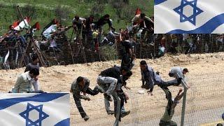Izrael uzavřel hranice a střílí do uprchlíků..