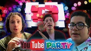 ¡72 Horas de Fiesta con Youtubers! | SKabeche Vlog
