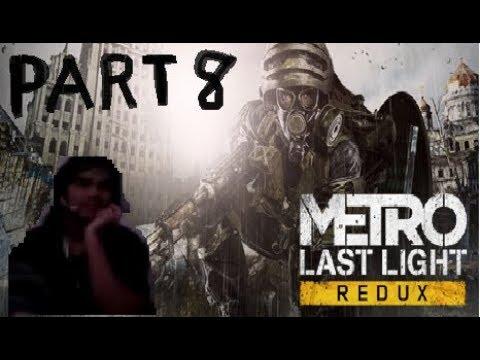 Giant Armored Shrimp Boss Fight Metro Last Light Redux