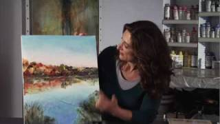 Preview | Painting Watercolor & Oil Effects with Acrylic with Nancy Reyner