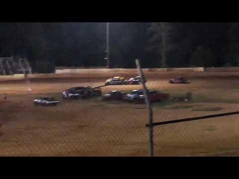 Stock 4 Harris Speedway 6/9/18