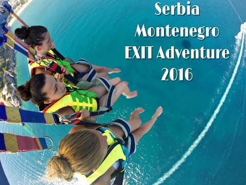 Serbia EXIT & Montenegro Sea Dance Festival, 2016