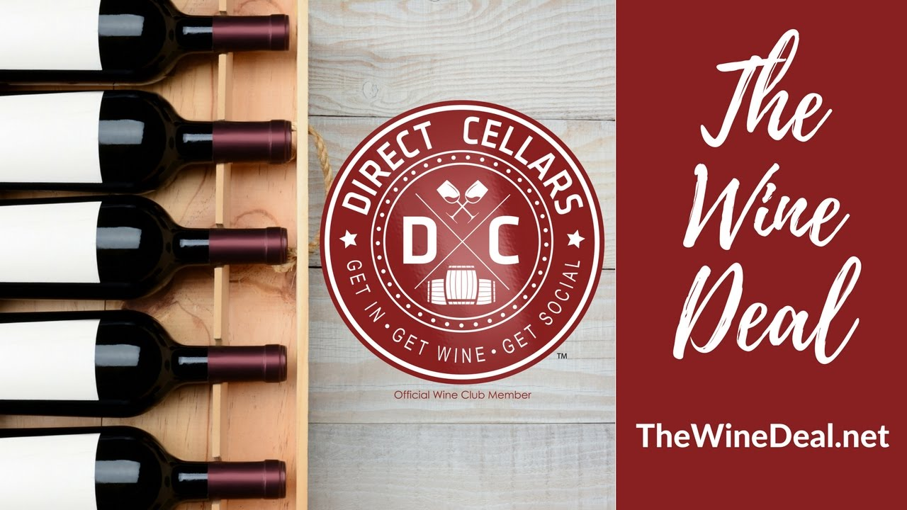 Direct Cellars Wine Deal Overview - YouTube