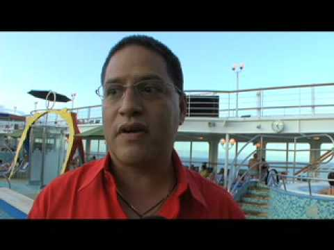 Maui Senator J. Kalani English opinion about the Hawaii SuperFerry-2007