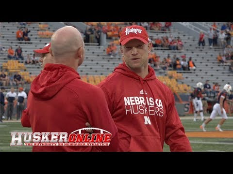 HOL HD: Nebraska at Illinois Sights and Sounds