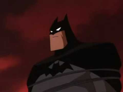 The New Batman Adventures - Bruce being a jerk LOLZ