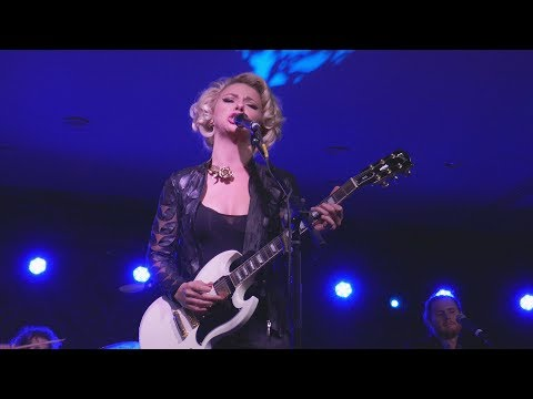 Samantha Fish 2018 09 07 Las Vegas, NV - Blues Bender - Plaza Hotel