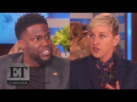 Ellen Gets Backlash Over Kevin Hart Interview