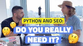 How to Automate Your SEO Using Python w/ David Krevitt