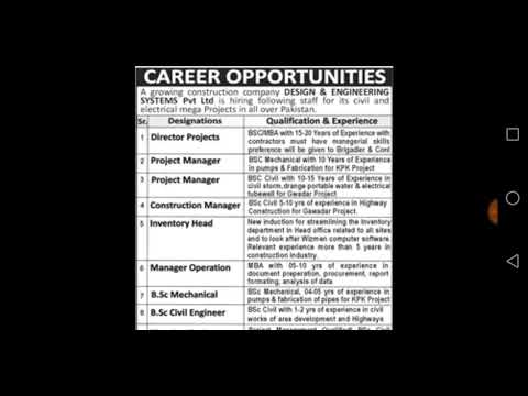 Unlimited Private Company Jobs 2018 Youtube