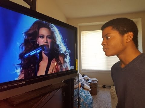 """BEYONCE - """"Proud Mary"""" Tina Turner Tribute (REACTION)"""
