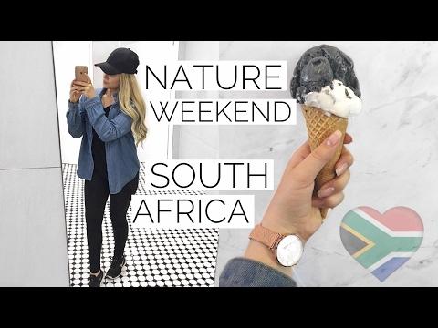 WEEKEND AWAY IN SOUTH AFRICA | Jessica van Heerden