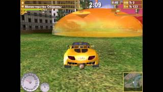 Taxi Racer London 2 PC 2003 Gameplay