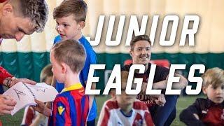 Junior Members | Crystal Palace National Sports Centre