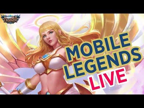 E T A  T E R A N G K A N L A H - Mobile Legends Indonesia Live