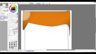 Видео урок в paint tool sai: Как сделать аватарку для youtube