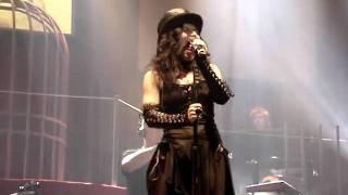 Giusy Ferreri Piccoli dettagli Live Bologna 19 04 11