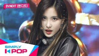 [Simply K-Pop] BVNDIT(밴디트) _ Dumb _ Ep.389 _ 112219