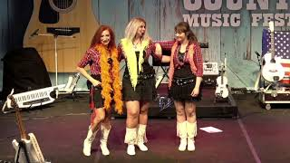 Country Sisters - SHOW TIME Albisgütli ZH 2019 (Sunday Set 1)