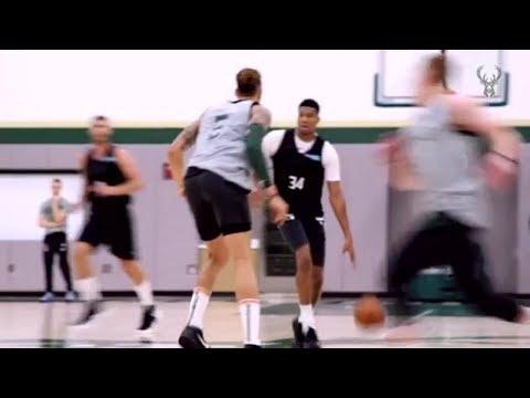 All-Access: Milwaukee Bucks Training Camp 2018