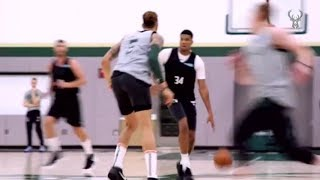 All-Access: Milwaukee Bucks Training Camp 2018