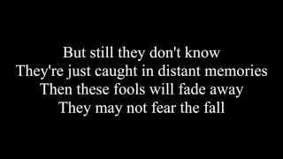 Distant Memories - Blind Guardian - Lyric Video