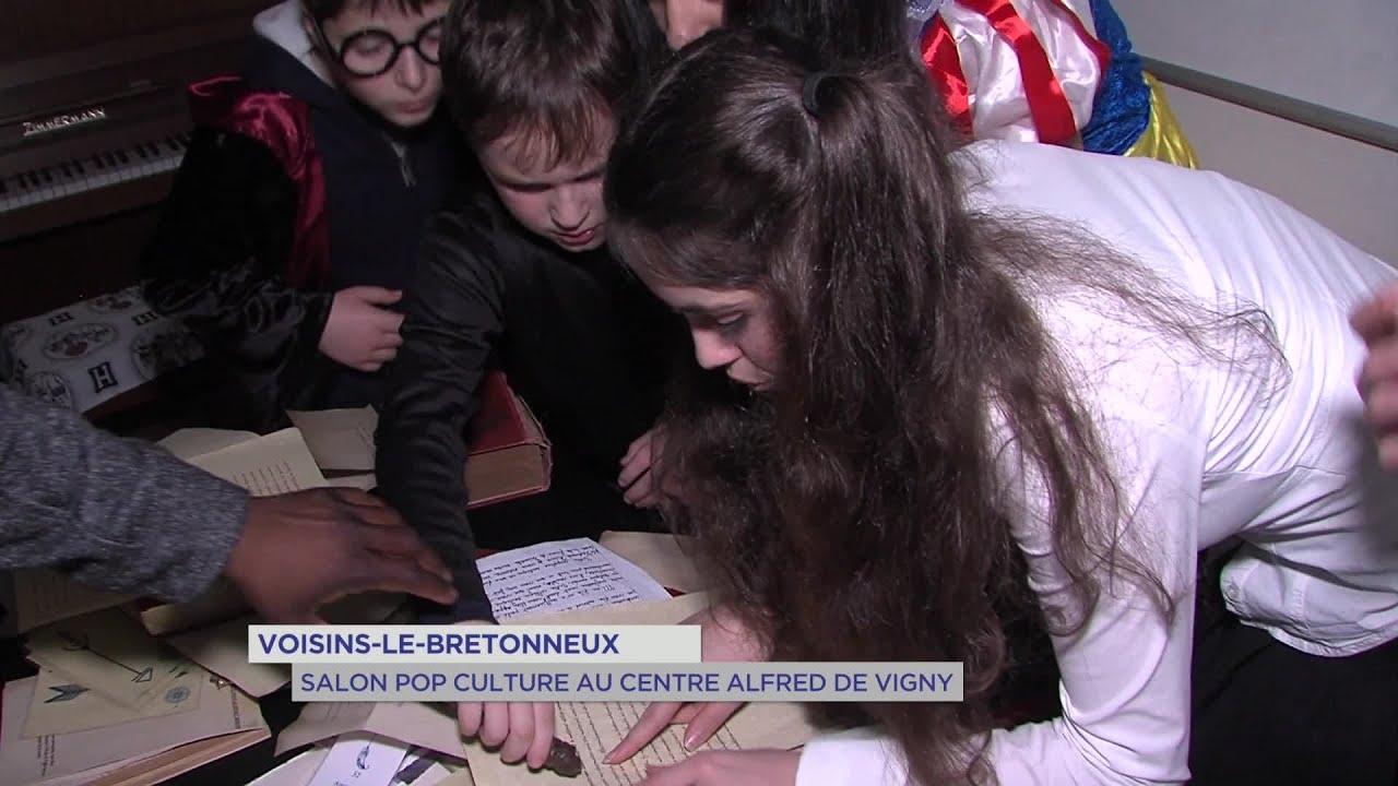 Yvelines | Voisins-le-Bretonneux : Salon pop culture au centre Alfred de Vigny