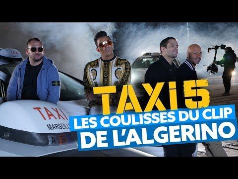 Taxi 5 - Dans les coulisses du clip
