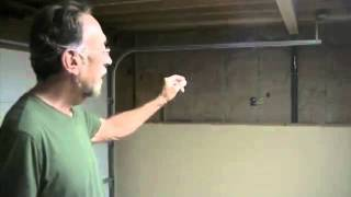 The Down To Earth Woodworker: Garage Shop Conversion Mid Project Tour