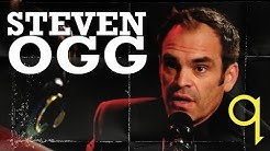 """GTA 5's Steven """"Trevor"""" Ogg on QTV"""