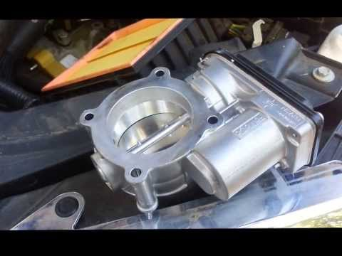 2012 Ford Fusion Replacing Throttle Body 3.0 Sel V6