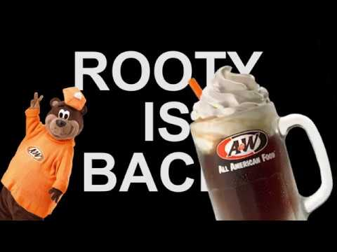 A&W ROOTY's Back!!! (...that's the Bear 🐻)