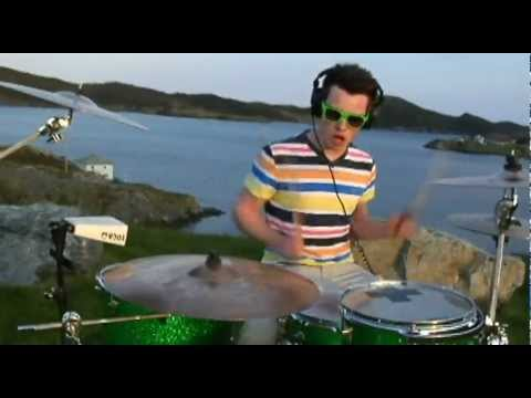 What Makes You Beautiful Drum Cover - Josh Parsons