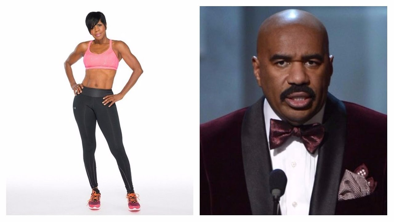 "Part 2: Steve Harvey Lies Revealed By Wife & Personal Trainer '""2017"""