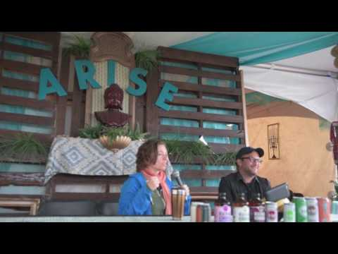 Interview with Ani DiFranco @ Arise Music Festival   2017