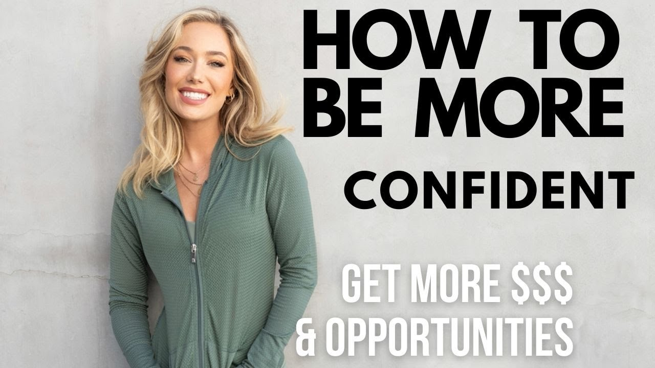How To Increase Your Confidence- My Experience | Robbi Jan