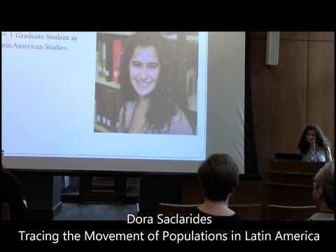 Tracing the Movement of Populations in Latin America