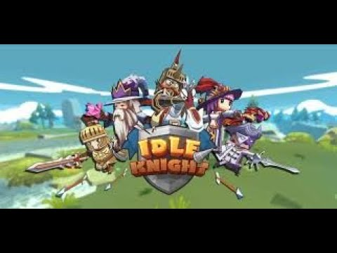 Idle Knight Fearless Heroes Gameplay - Oliver Zap  