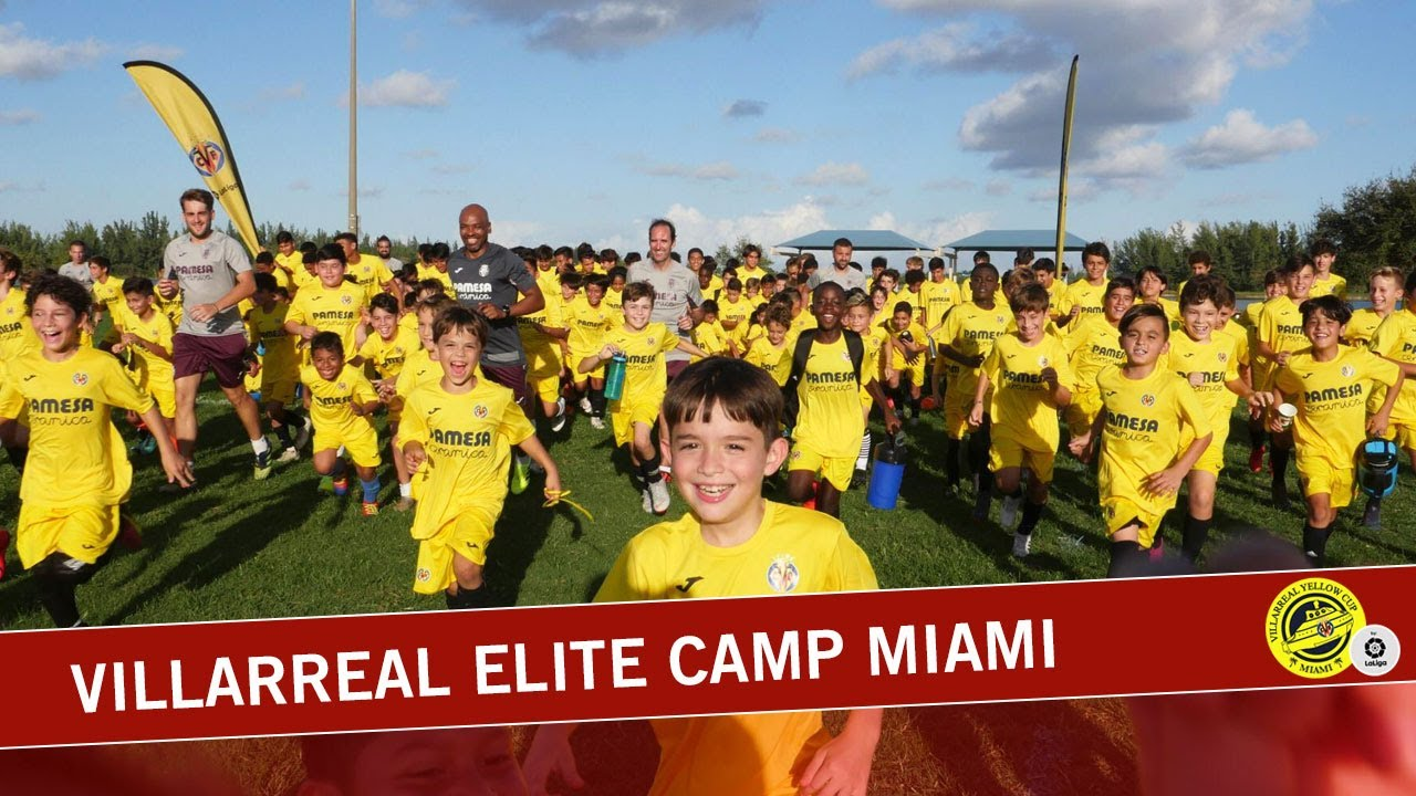 Villarreal Elite Camp Miami - Día 1 | 2019