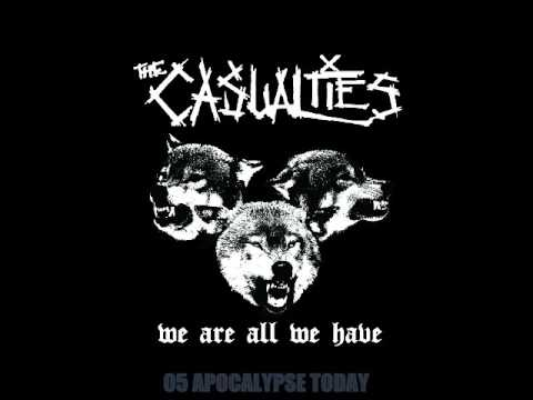 The Casualties - We Are All We Have 2009 (Full Album)